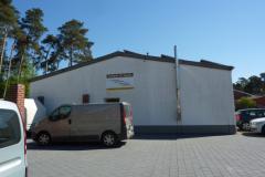 Tischlerei-Topper-Lengerich-Firmengebäude