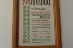 Tischlerei-Topper-Lengerich-Meisterbrief