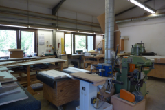 Tischlerei-Topper-Lengerich-Montagehalle